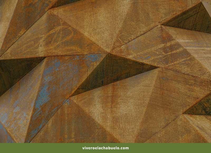 ¿Qué es el Acero Corten?